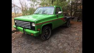 1981 chevy c20 sold PPU