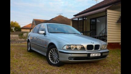Cheap BMW i523 good condition, Low KM's, long REGO