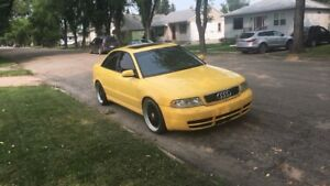 2000 Audi S4 Quattro twin turbo