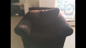 Extra large arm chair / chair and a half