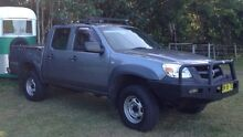 09' Mazda bt-50 Tweed Heads Tweed Heads Area Preview