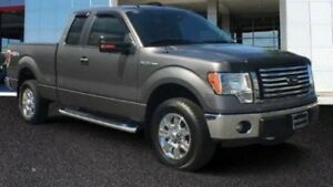2012 Ford F-150 XTR Ecoboost toe package