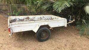 Box trailer as pictured, reasonable condition Leanyer Darwin City Preview