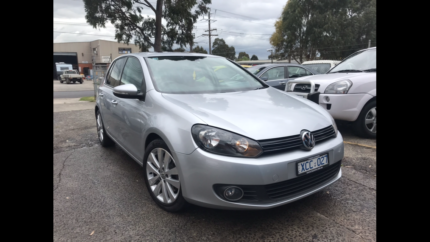 2009 Volkswagen Golf Hatchback  AUTO / WITH REGO + RWC Campbellfield Hume Area Preview