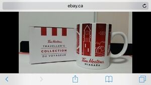 Tim Hortons Traveller's Collection Mugs