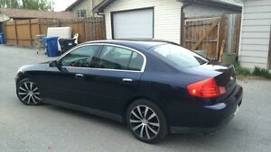 Infiniti G35 *Immaculate condition