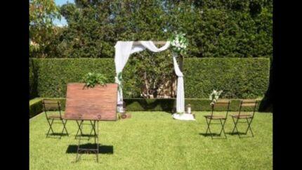 Garden Wedding Elopement Package