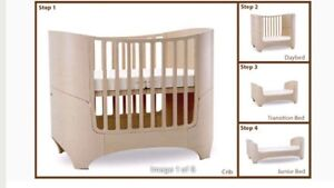 Leander cot/ toddler bed second hand Suttontown Grant Area Preview