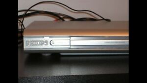 Phillips DVP 642 DVD player region unlocked with remote & manual