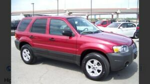 2005 Ford Escape **needs transmission**