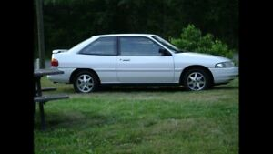 Wanted 1995-96 Ford Escort