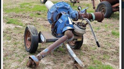 Long Pto Irrigation Pump 600gpm 1000 Rpm Pto