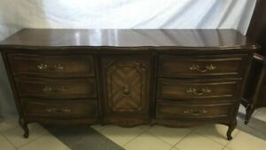 Duncan Phyfe Solid Wood Buffet