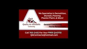 Q&A Contracting  St. John's Newfoundland image 1