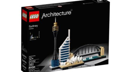 Brand New Lego 21032 Architecture Sydney
