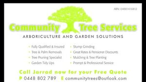 Community tree services - Arboriculture & garden solutions Redland Bay Redland Area Preview