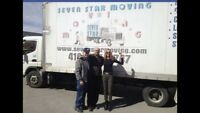 SEVEN STAR MOVING INC.   Professional -Efficient -Punctual -