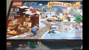 Lego City Advent Calendar #60024 (2013) EUC