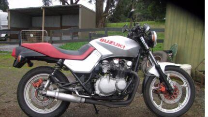 Suzuki Katana 650 parts available  Hawthorn Boroondara Area Preview