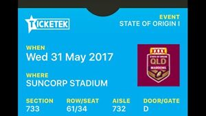 State of Origin Game 1 2017 Helensvale Gold Coast North Preview