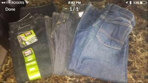 Boys jeans size 12 brand-new Windsor Region Ontario image 1