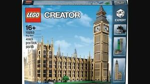 Brand new Lego CREATOR 10253 Creator Big Ben Ryde Ryde Area Preview