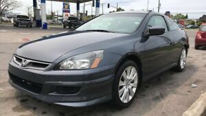 Honda Accord v6 manual 2007