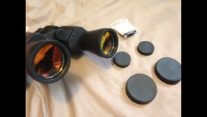 nice binoculars/ telescope for bird watching with carrying case