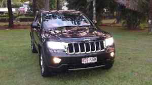 2011 Jeep Grand Cherokee Wagon Airlie Beach Whitsundays Area Preview