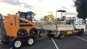 BOBCAT & EXCAVATOR HIRE Redcliffe Redcliffe Area Preview