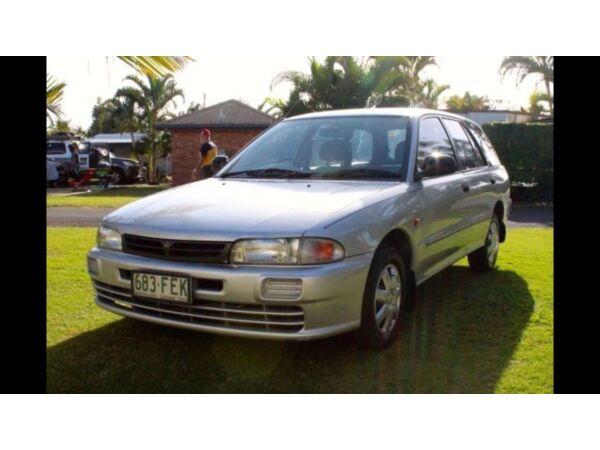 1997 Mitsubishi