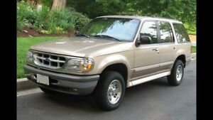 Looking for a 1996-2001 explorer with a v8