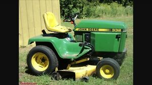 John Deere 300 series rims