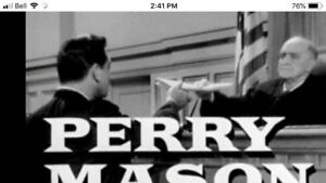 Wanted Perry Mason novels