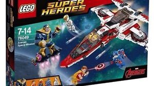Brand new Lego 76049 Super Heroes Ryde Ryde Area Preview
