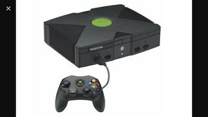 LOOKING FOR ORIGINAL XBOX