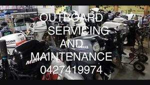 MOBILE MARINE MECHANIC/TRAILER REPAIRS/BOAT FIT OUTS $45 Parkwood Gold Coast City Preview