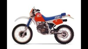 Looking for xr250. Any year