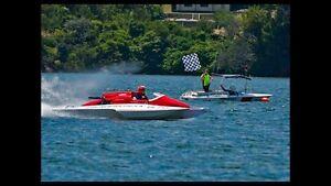 RACE BOAT 6ltr HYDROPLANE Croydon Maroondah Area Preview