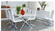 miami 9 piece table setting from harvey norman Reedy Creek Gold Coast South Preview