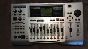 Boss BR-1180 Digital Recording Studio