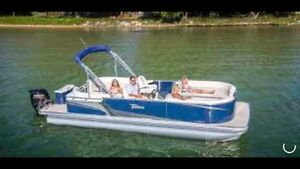 LOOKING TO RENT PONTOON BOAT