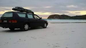 1995 Toyota Camry Wagon rego WA Cairns Cairns City Preview