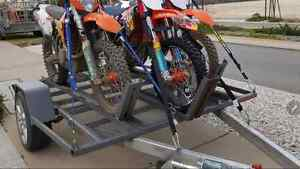 Motorbike Trailer The Vines Swan Area Preview