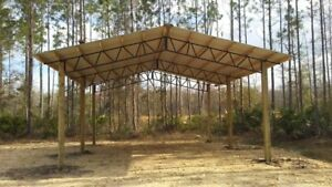 pole supply lumber barns and florida ag barn panhandle bonifay kits