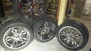 """22"""" Limited rims"""