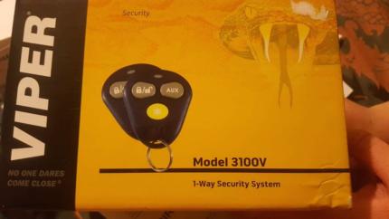 Viper car security