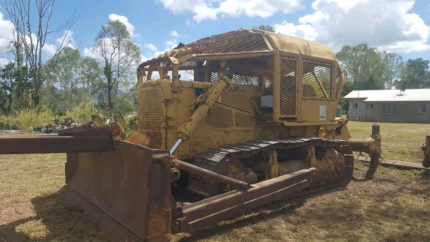 Caterpillar D7G Bulldozer cat dozer