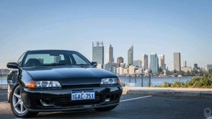 R32 GTS-T with rb25det full driveline