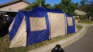 12 man tent, 3 rooms, like new, used twice Holmview Logan Area Preview